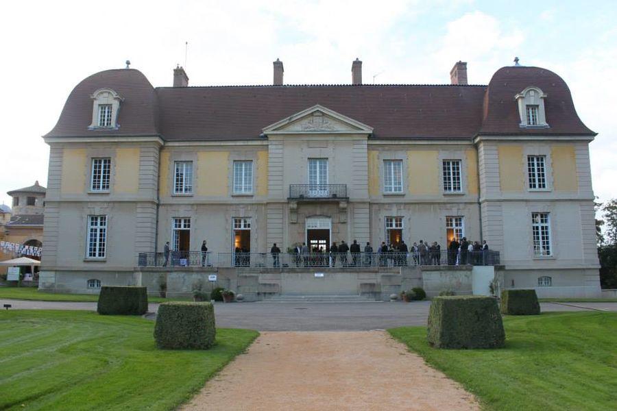 Orangerie de Sébastien - Château de Lacroix Laval 3