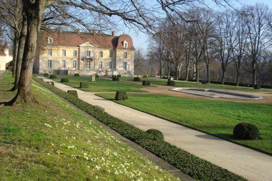 Orangerie de Sébastien - Château et Jardins à la française 2