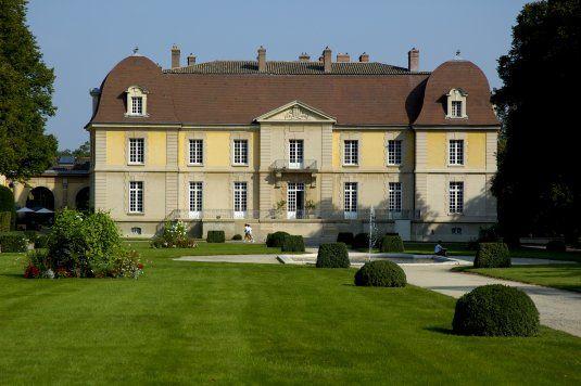 Orangerie de Sébastien - Château et Jardins à la française