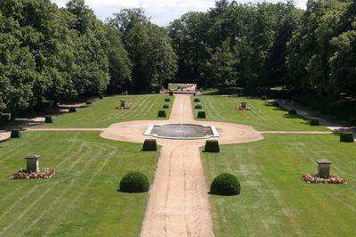 Orangerie de Sébastien - Jardins à la française