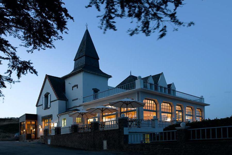 Hôtel du Tumulus - Vue nocturne