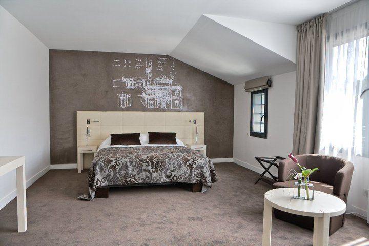Villa Saint Antoine - Les chambres
