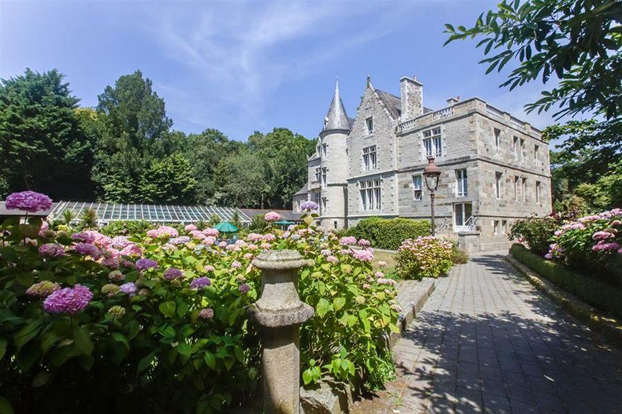 Domaine du Val - Vue des jardins 2