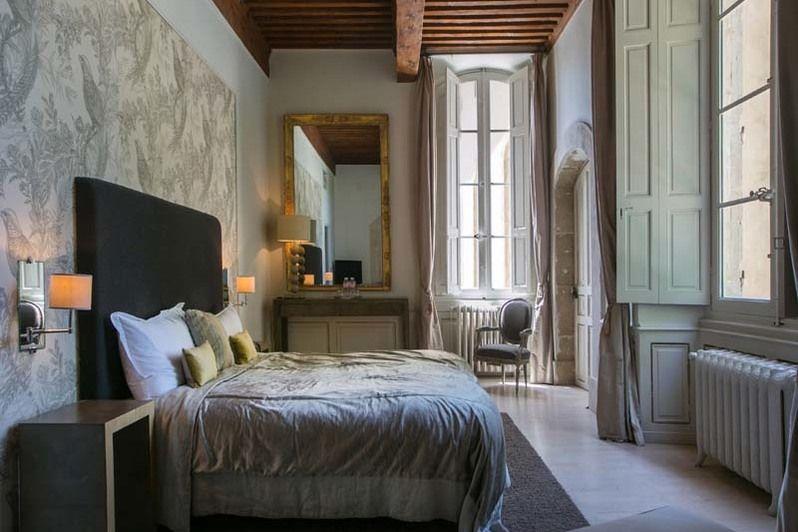 Chateau de Massillan - Chambre 1