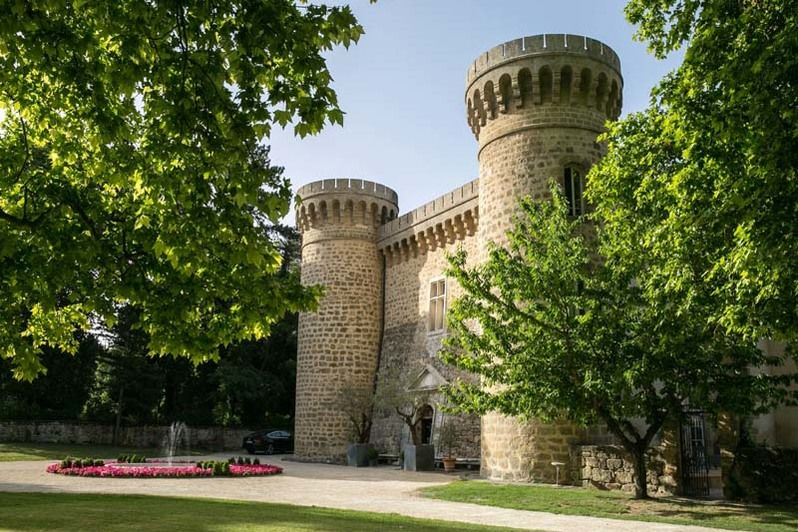 Chateau de Massillan - Château 1