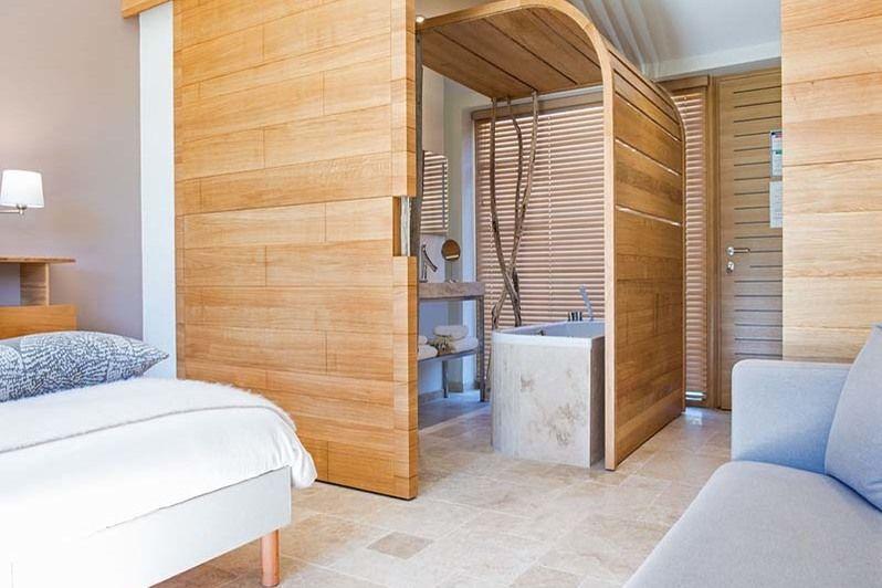 Chateau de Massillan - Salle de bain