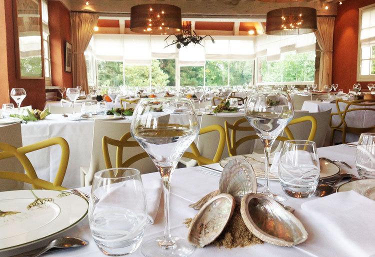 Domaine d'ArMilin' - Le restaurant panoramique 3