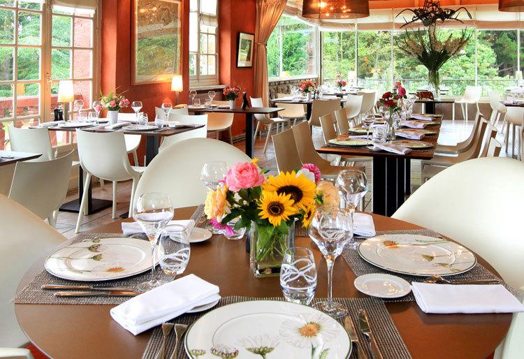 Domaine d'ArMilin' - Le restaurant panoramique 5