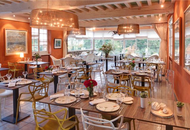 Domaine d'ArMilin' - Le restaurant panoramique 7