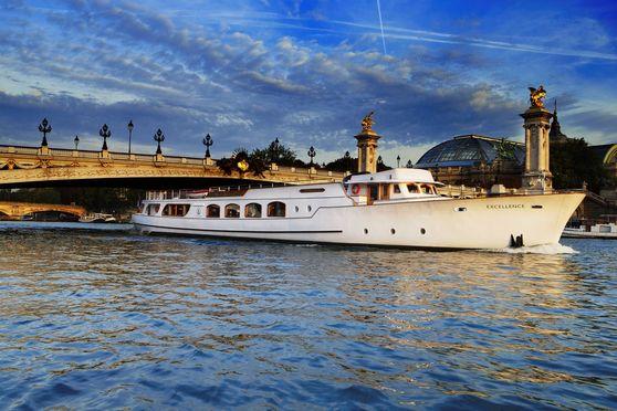 Salle séminaire  - Yachts de Paris - Excellence