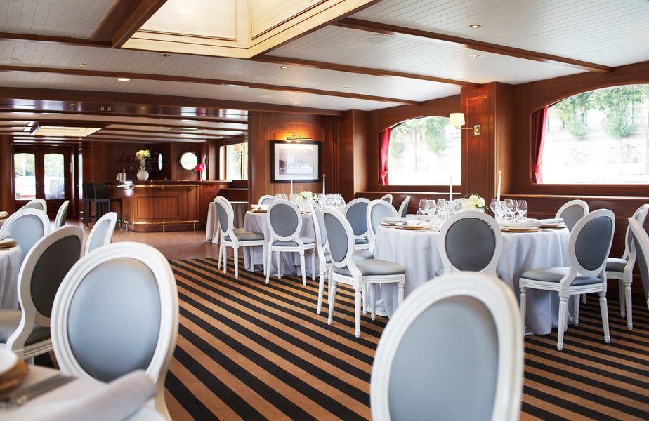 Yachts de Paris Excellence - Salle de Réception 1