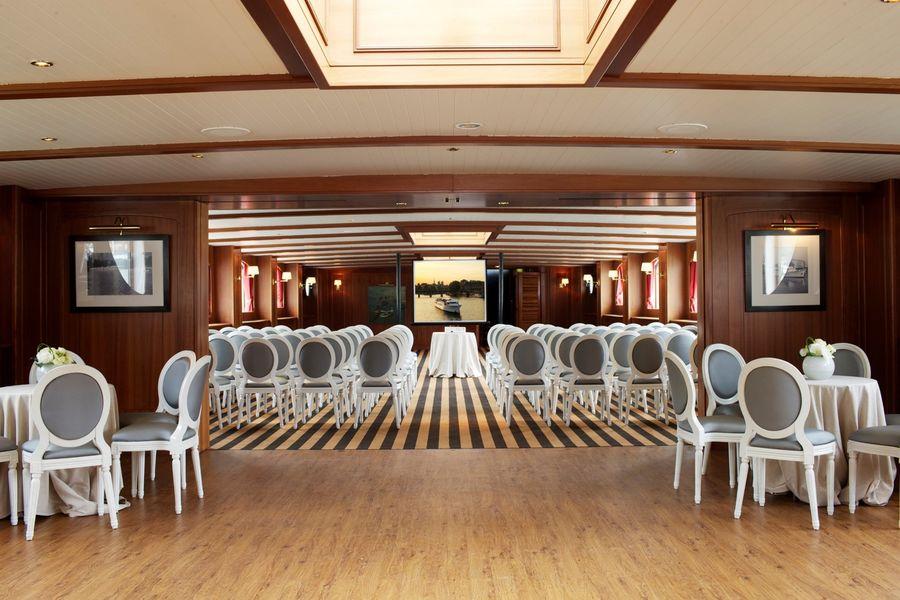 Yachts de Paris Excellence - Salle de Réception 2