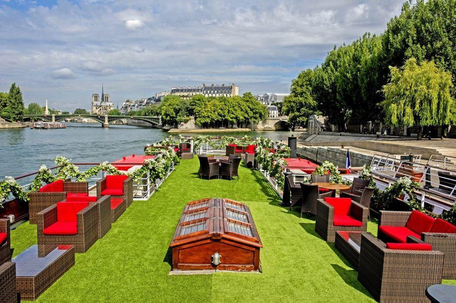 Yachts de Paris Excellence - Terrasse 2