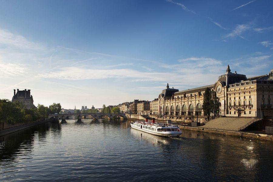 Yachts de Paris Paquebot - Le Yacht 1