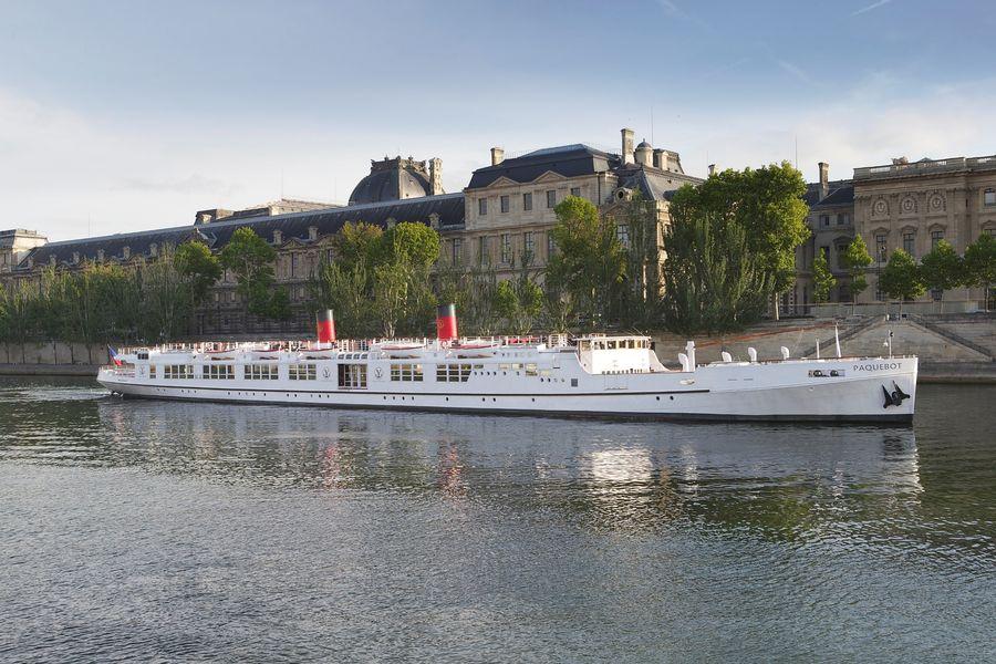 Yachts de Paris Paquebot - Le Yacht 2