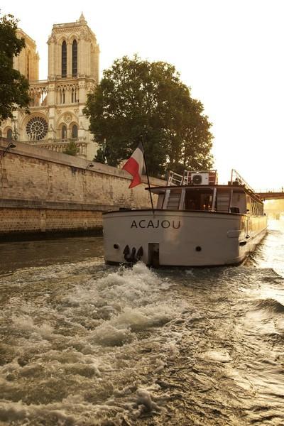 Yachts de Paris Acajou - Le Yacht 8