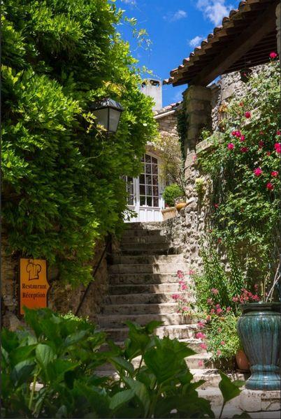 Campagne Saint Lazare - Escalier