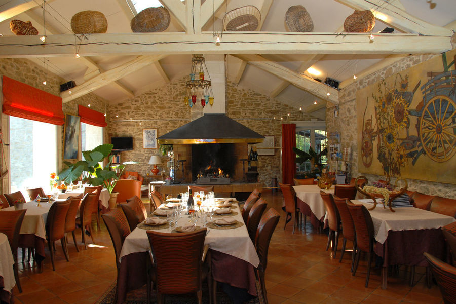 Campagne Saint Lazare - Restaurant