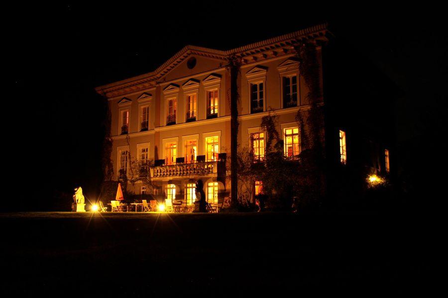 Château de Bézyl - Vue nocturne