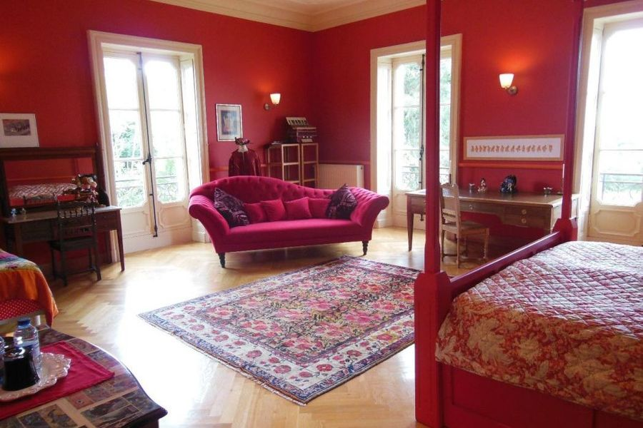 Château de Bézyl - La chambre Lounge