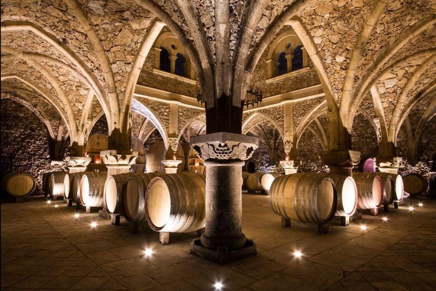 Chateau Font de Broc - Cave  (1)