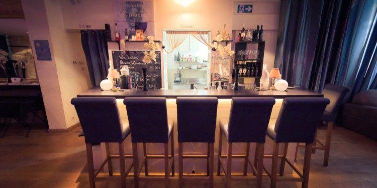 Restaurant 9ème ciel - Bar