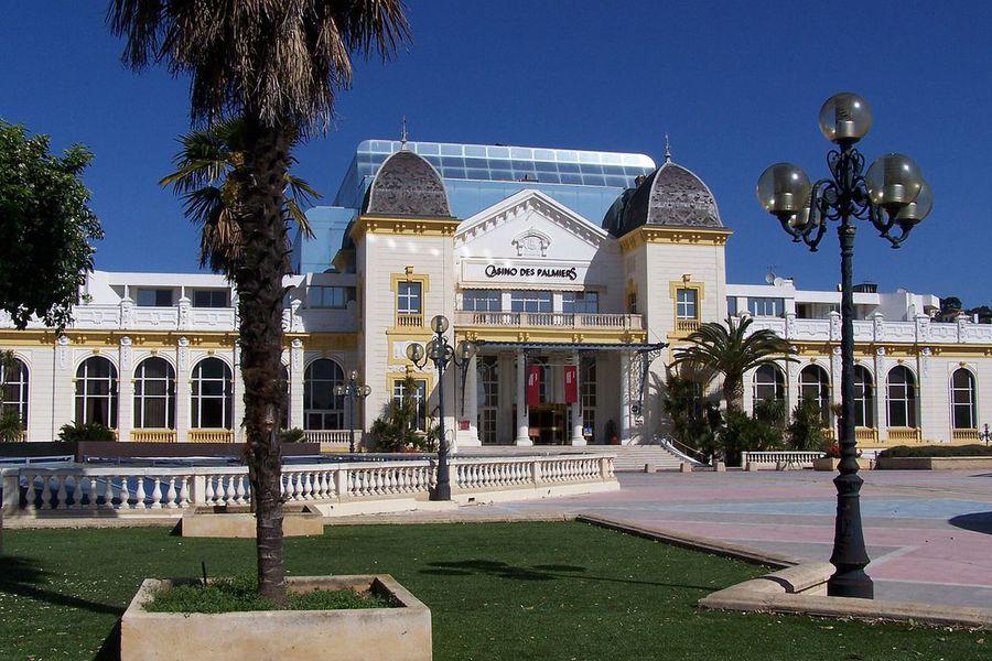 casino Partouche hyères - Façade