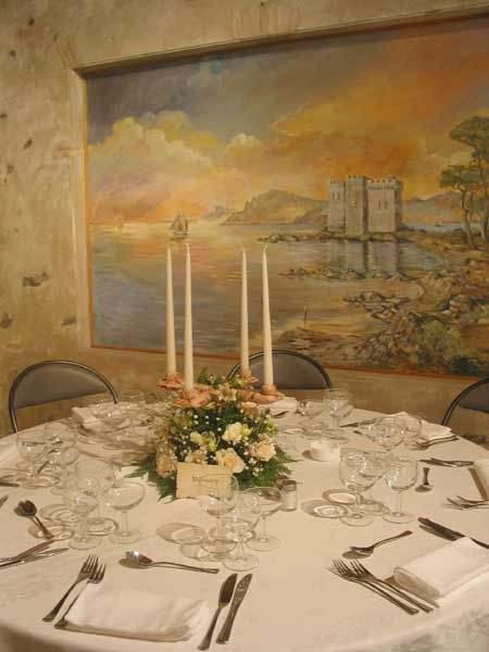Chateau de Vaugrenier - Salle de réception