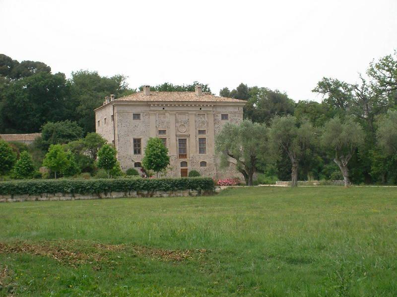 Chateau de Vaugrenier - Château