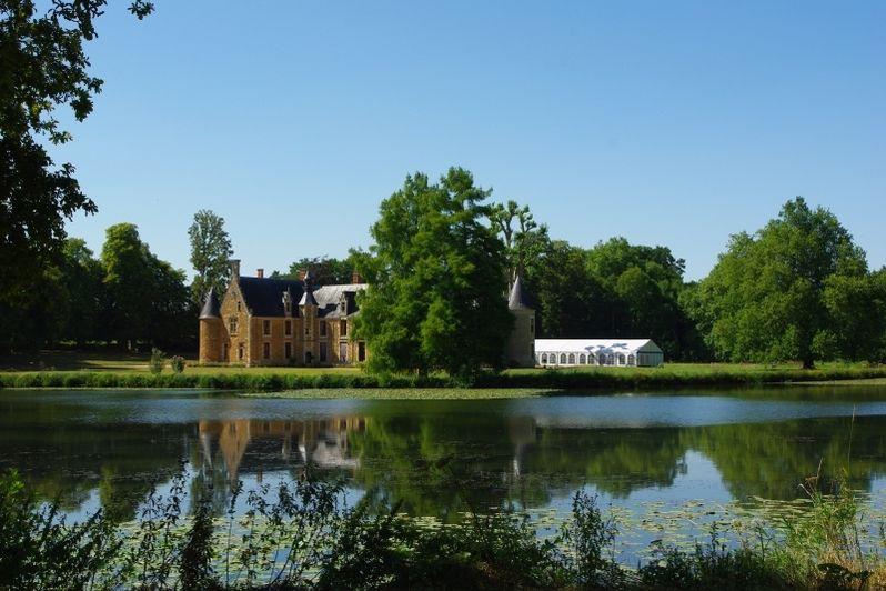 Château de Chéronne - Vue extérieure 2