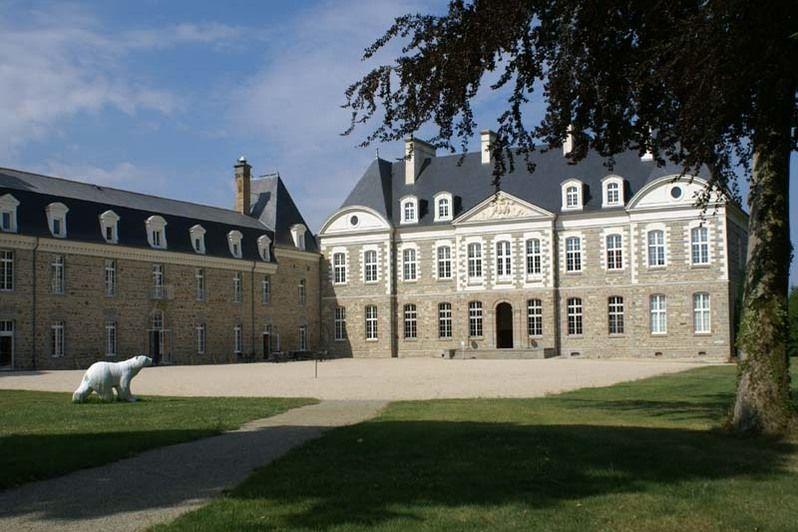Château des Pères - Vue extérieure