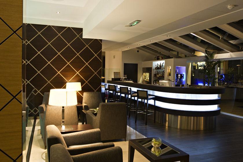Hotel Ile Rousse - Bar