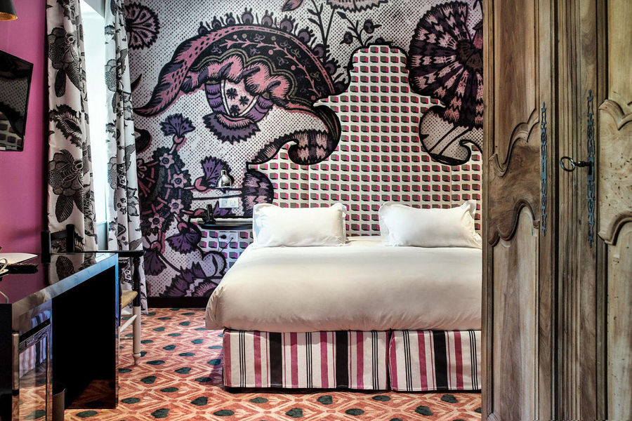 Hotel Jules Cesar - Chambre (1)