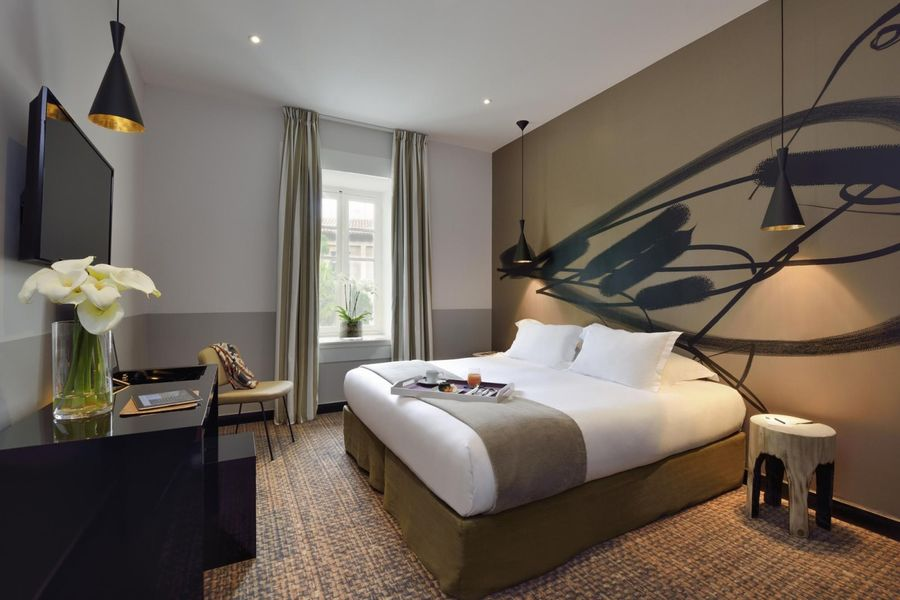 Hotel Jules Cesar - Chambre (3)