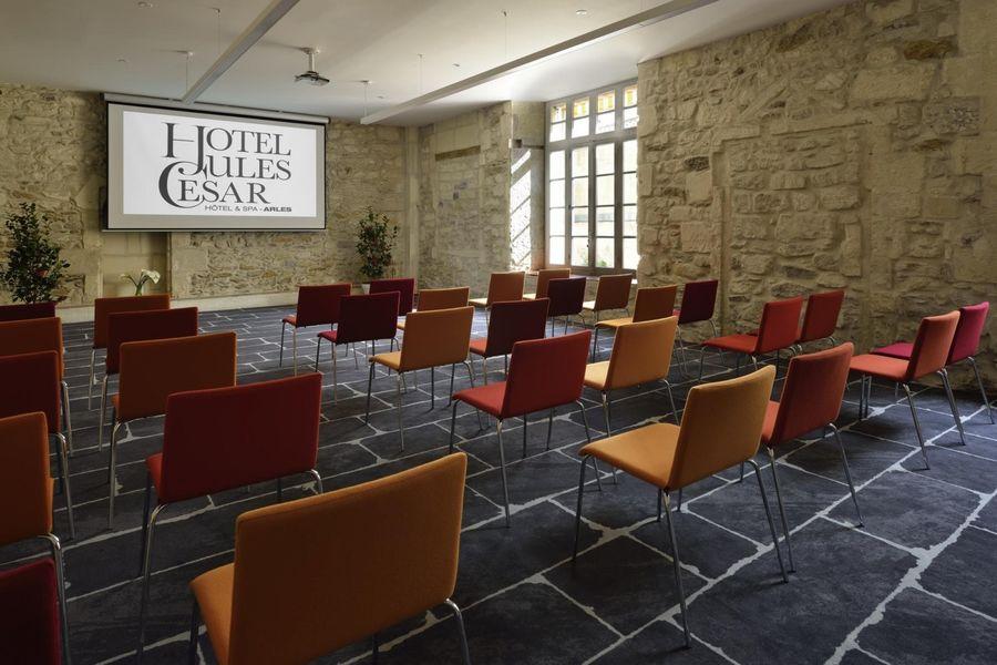 Hotel Jules Cesar - Salle de réception