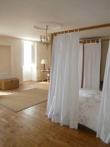 Manoir de Kerouzien - L'hébergement 2