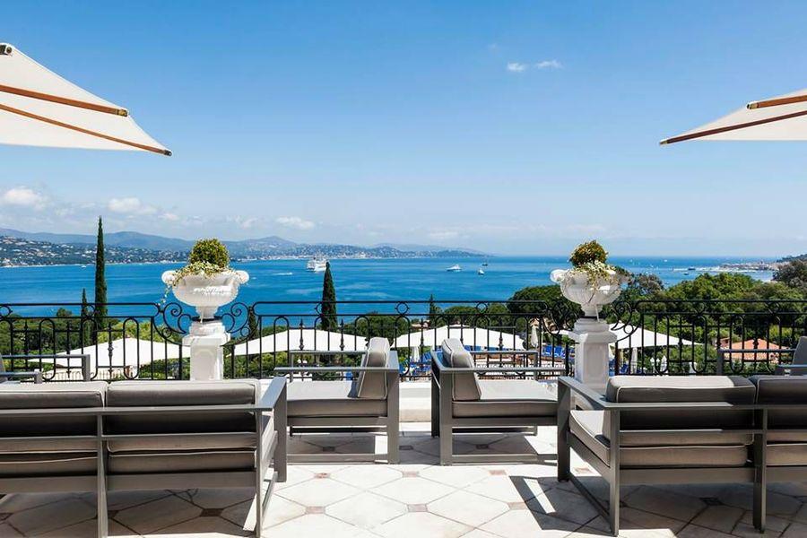 Althoff Hotel Villa Belrose - La Vue