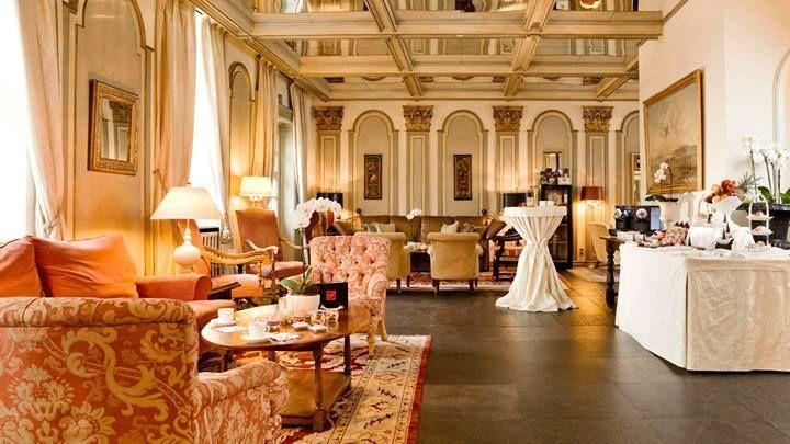 Althoff Hotel Villa Belrose - Salon