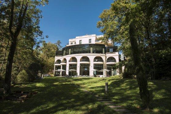 Hôtel le Pavillon de la Rotonde 5*