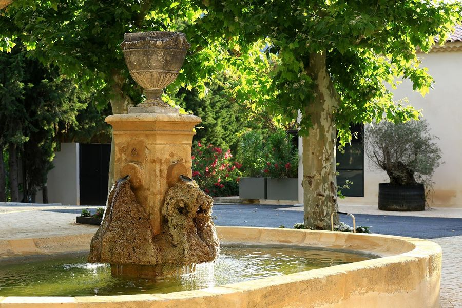 Les Lodges Saint Victoire hotel spa - Bien être et Jardin (1)