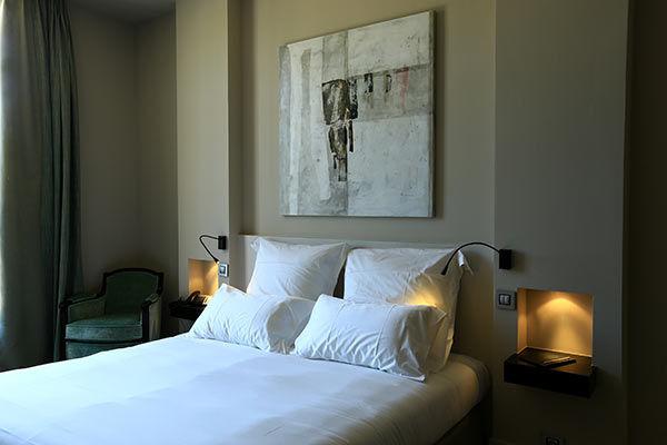 Les Lodges Saint Victoire hotel spa - Chambre (1)