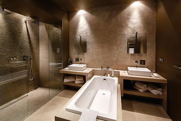 Les Lodges Saint Victoire hotel spa - Chambre (5)