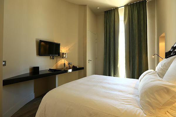 Les Lodges Saint Victoire hotel spa - Chambre (6)