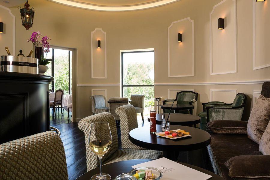 Les Lodges Saint Victoire hotel spa - Restaurant (4)