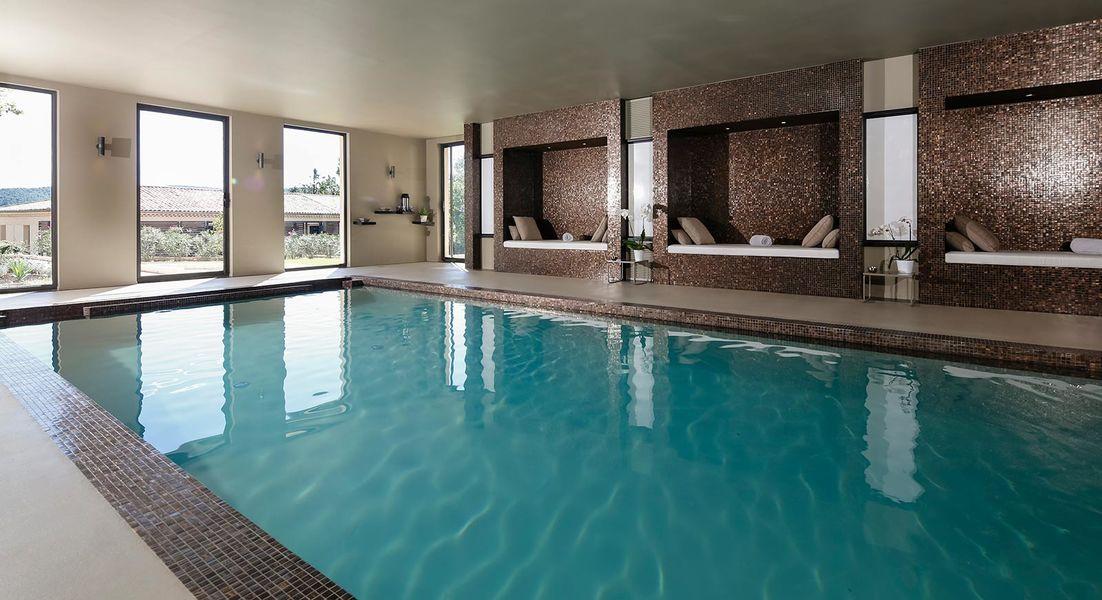 Les Lodges Saint Victoire hotel spa - Spa (2)