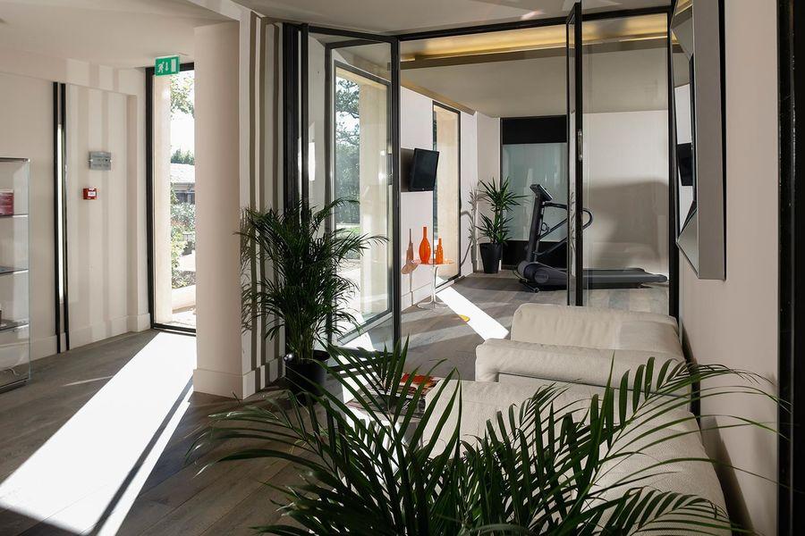 Les Lodges Saint Victoire hotel spa - Spa (3)