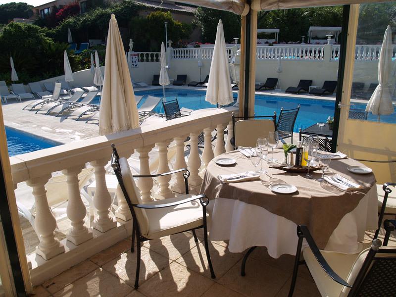 Hotel Mas bellevue - Restaurant (6)