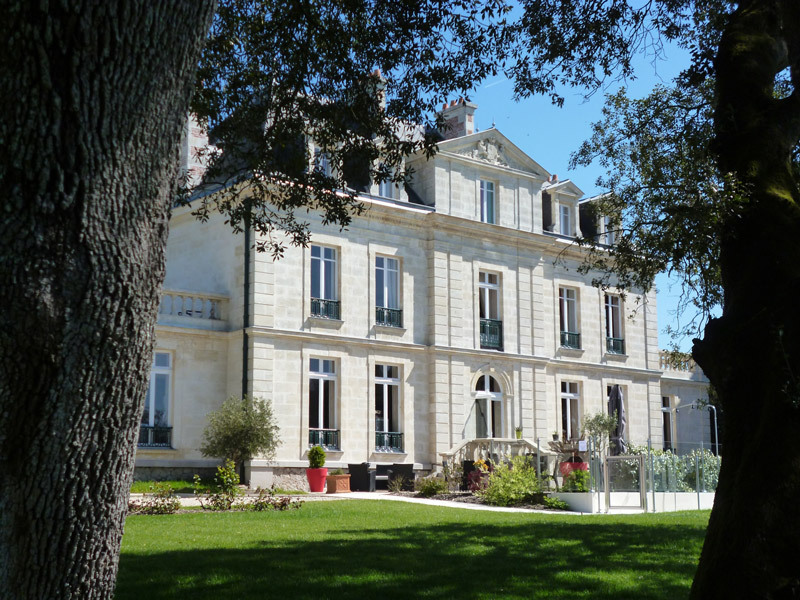 Château de la Gressière -  Vue extérieure 2