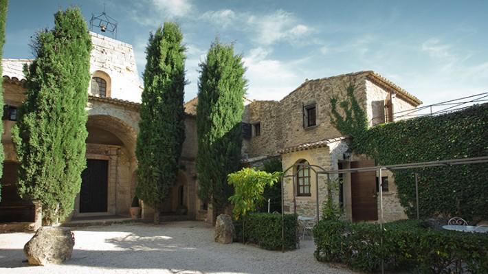 Abbaye de Sainte Croix - Domaine (2)