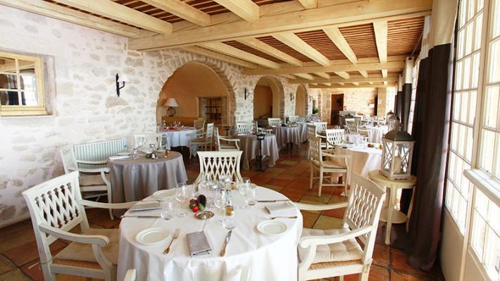 Abbaye de Sainte Croix - Restaurant